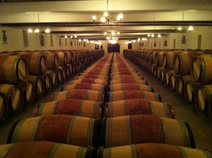 The 2012 in barrels.