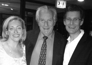 Christina and Bob Watt with Anthony Barton at the 2013 Fete du Bordeaux in Seattle at the Columbia Tower Club.