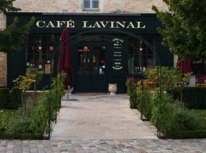 Cafe Lavinal - a classic french bistro.