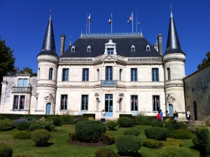 Chateau Palmer.