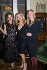 Jeanne McKay Hartmann, Christina Watt and Kerry Prather.