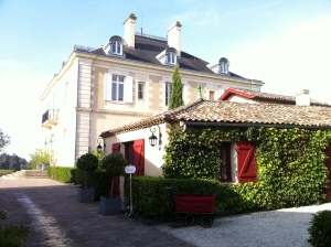 Chateau Haut Bailly.