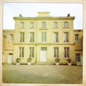 The enchanting Chateau Figeac.