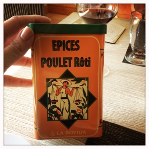 Epices Poulet Roti - I need more!