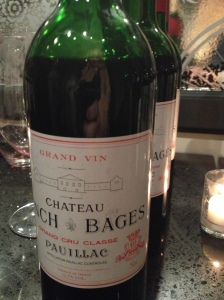 Chateau Lynch-Bages.